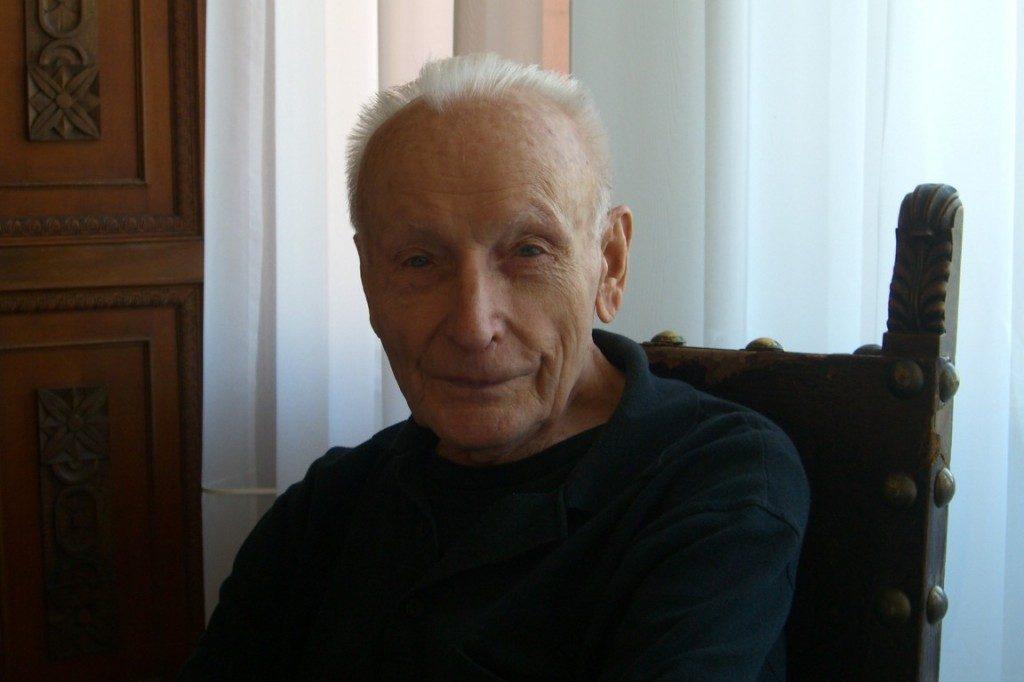 Prelatas S.Žilys A.Buckutės nuotr.