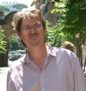 Saulius, žurnalistas, Roma, Lazio
