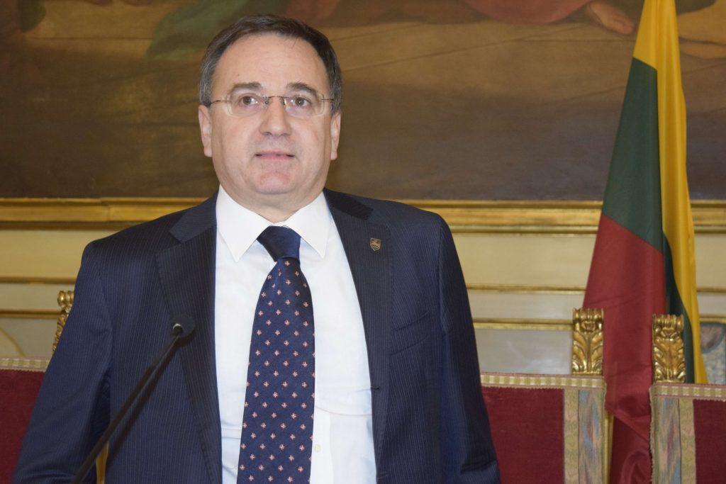 Alessandro Vitale, politologo e professore dell'Università degli Studi di Milano