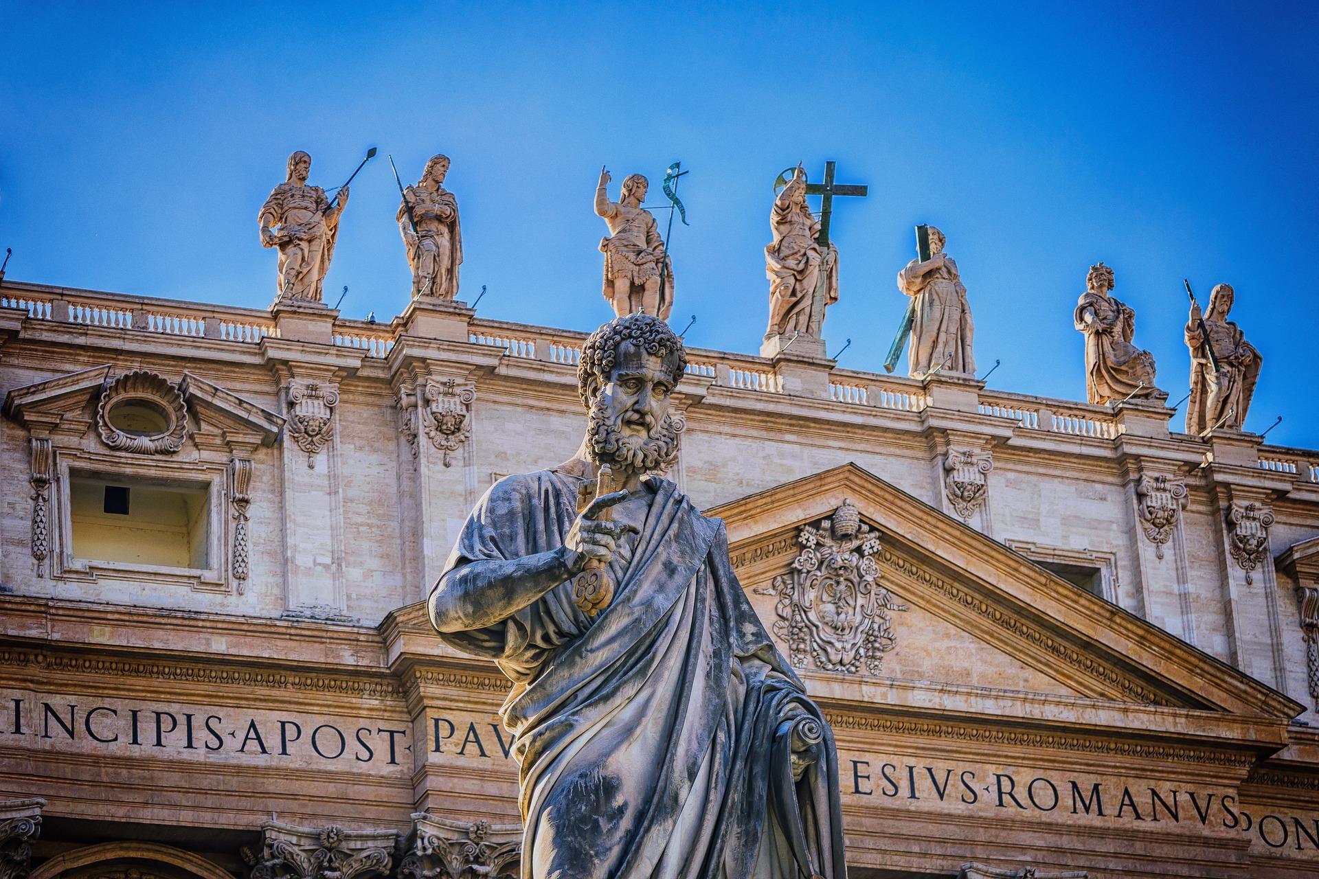 Romoje ir Vatikane organizuojamos Šv. Mišios lietuvių kalba