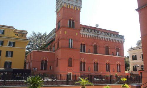 Lietuviški svečių namai Romoje Villa Lituania