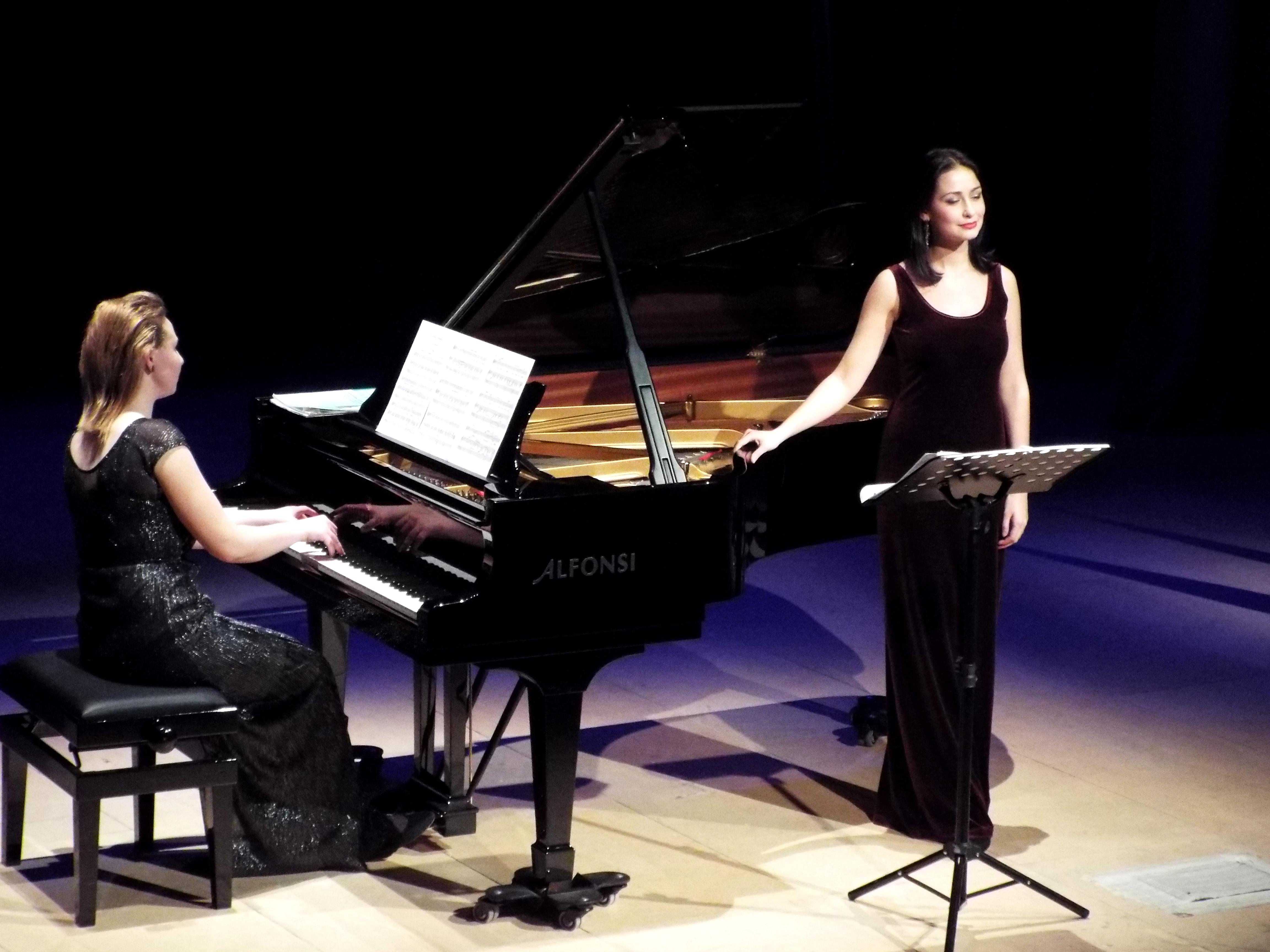 """""""Aurora Borealis"""" koncertas Romoje. A.Nenėno nuotr."""
