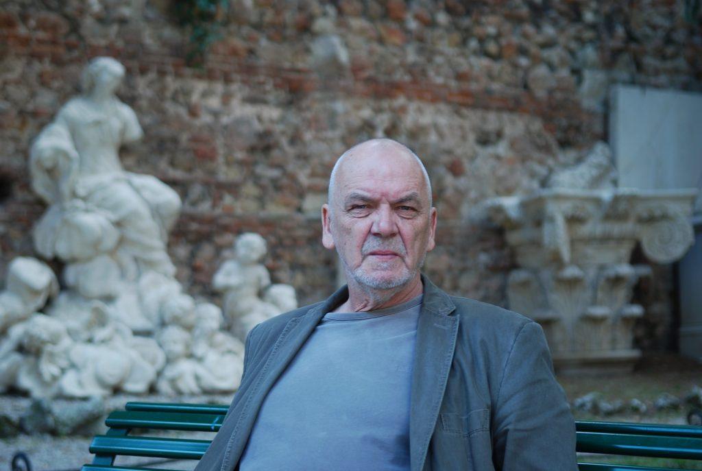 """Romoje bus rodomas A. Liugos filmas """"Eimuntas Nekrošius: nutolinti horizontą"""". Organizatorių nuotr."""