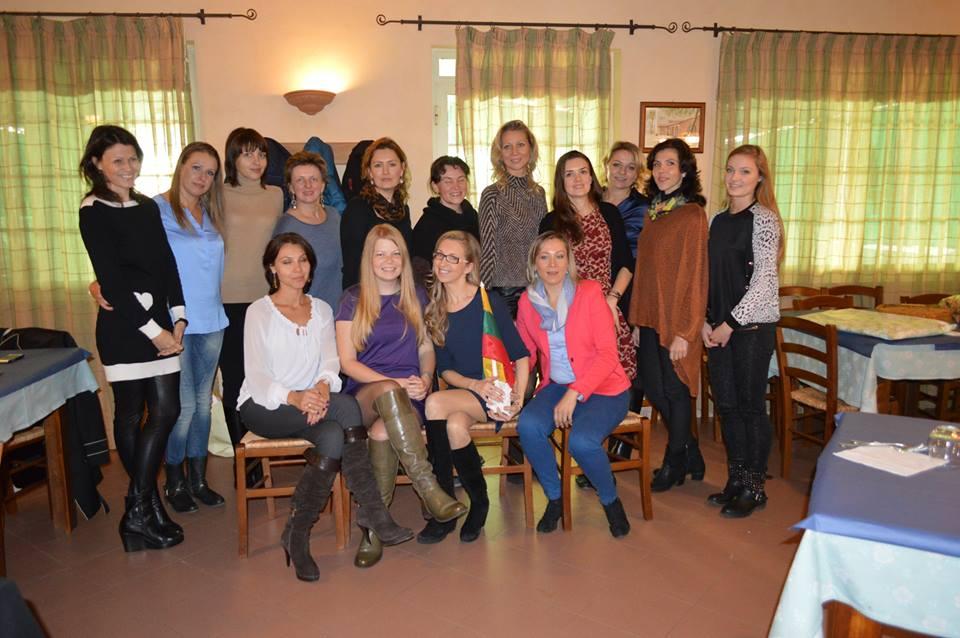Pietų Italijos lietuviai. Bendruomenės archyvo nuotr.