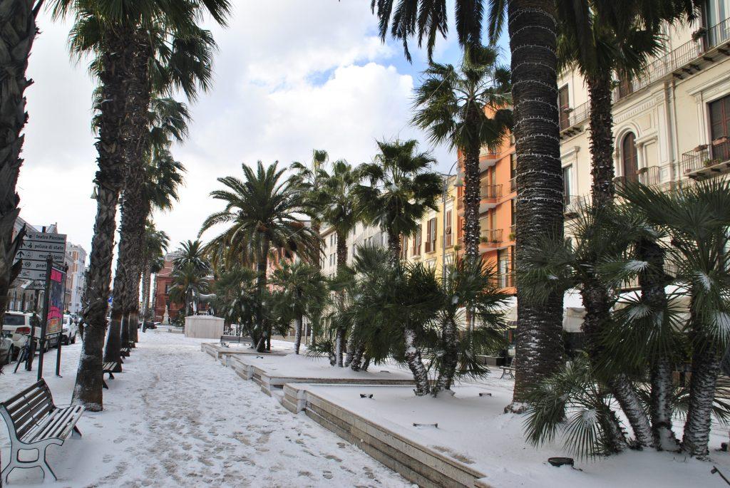 Bari miestas Italijos pietuose. Vital Picardi nuotr.