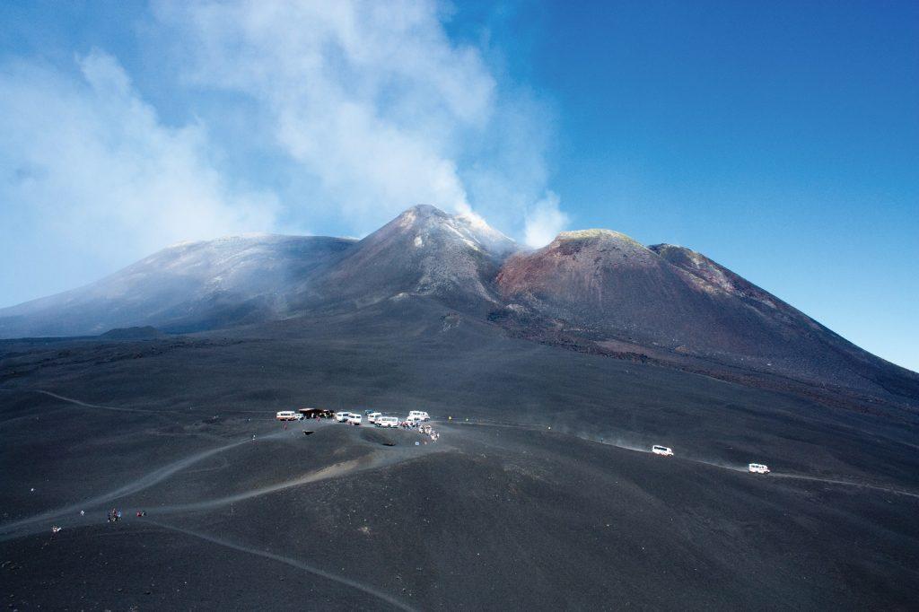 Etnos ugnikalnis. D. Smagurauskaitės nuotr.