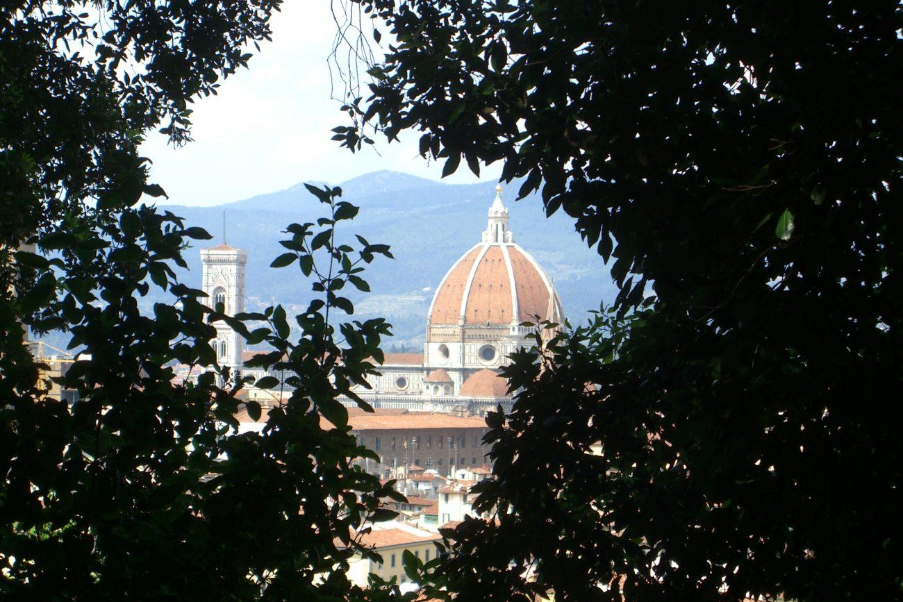 Florencija. A. Buckutės nuotr.