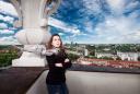 Kristina Sabaliauskaitė. Pauliaus Gasiūno nuotr.