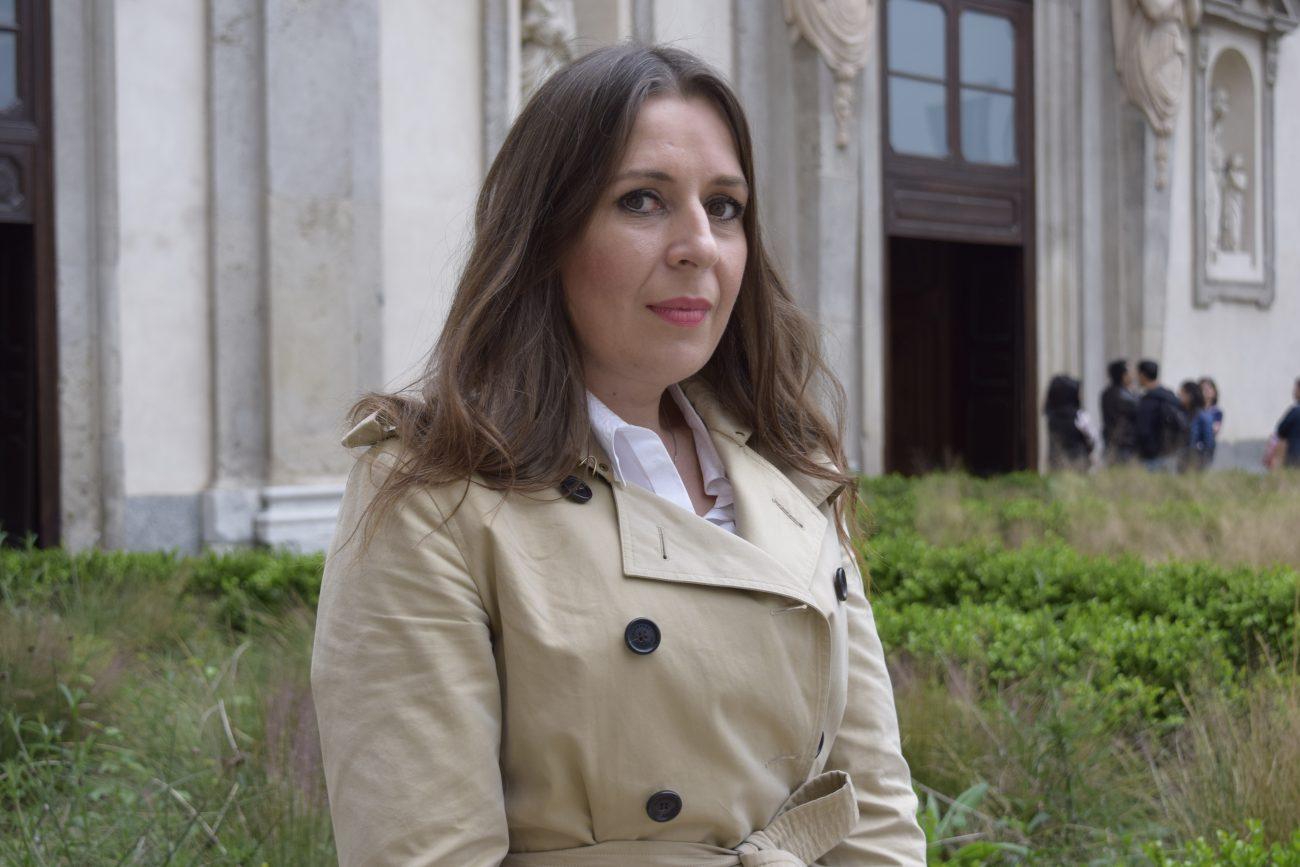 Kristina Sabaliauskaitė. A. Buckutės nuotr.
