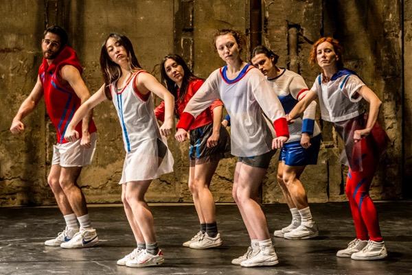 """Šokio teatras """"Aura"""" Florencijoje parodys spektaklio """"Tvisteris"""" premjerą. M. Caselli Nirmal nuotr."""