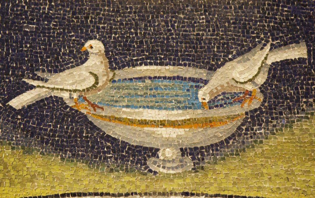 Galla Placidia mauzoliejaus mozaikos. Pixabay nuotr.