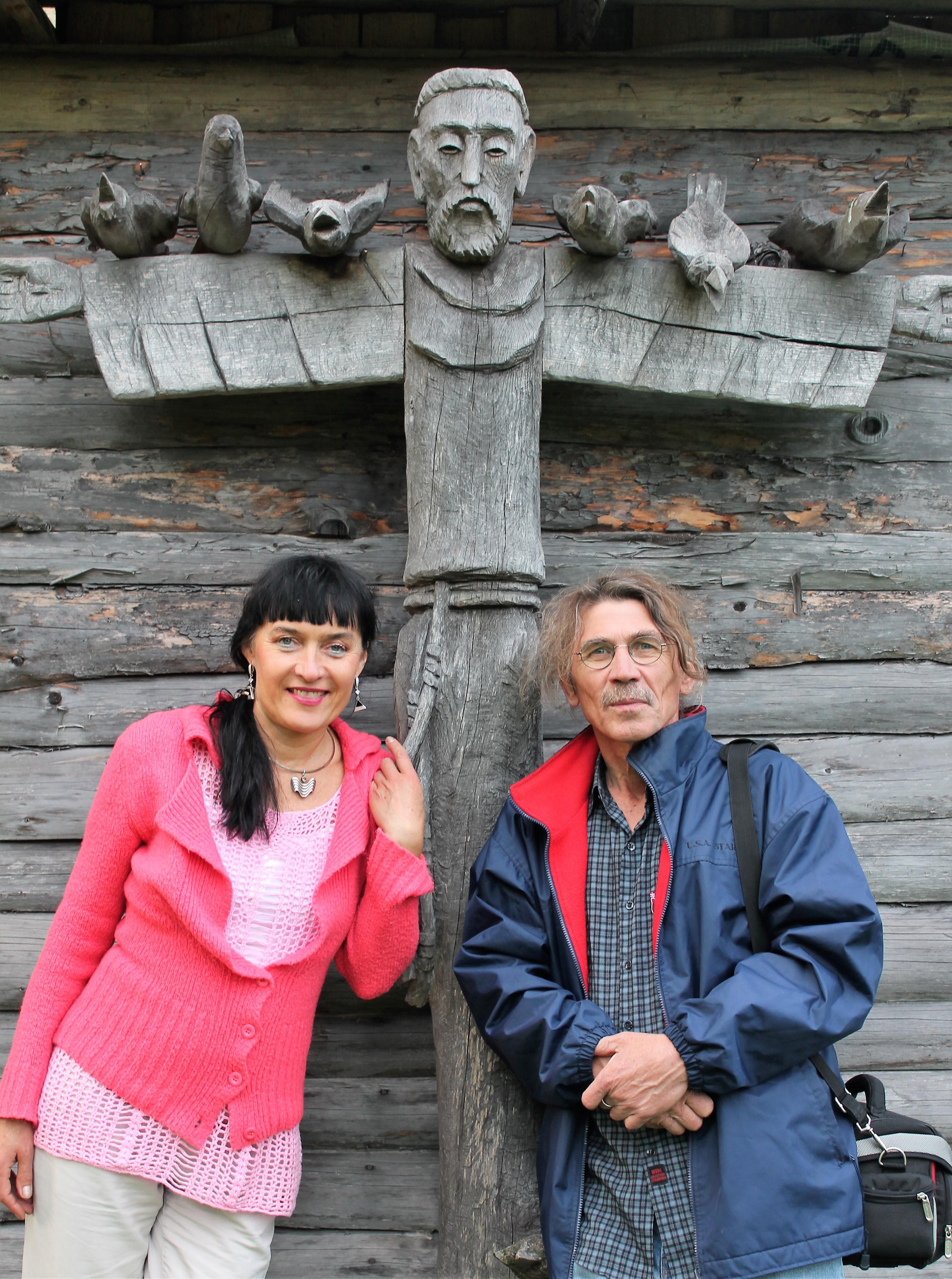 Violeta ir Borisas Jokubauskiai. Asmeninio archyvo nuotr.