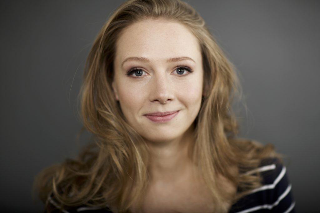Aktorė Elena Ozarinskaitė. Asmeninio archyvo nuotr.
