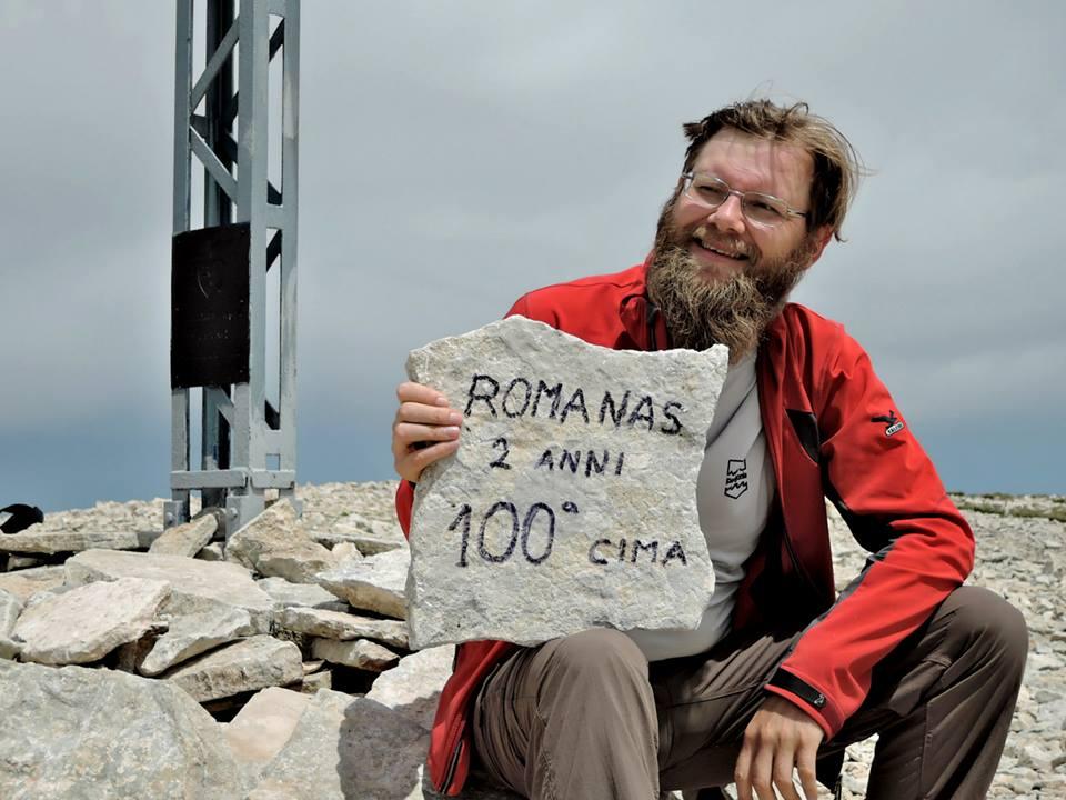 Romanas Kazakevičius. Asmeninio archyvo nuotr.