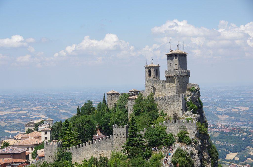 San Marino. Pixabay nuotr.
