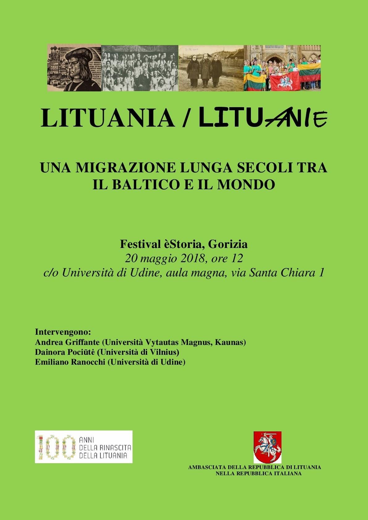 Ar emigracija tik Lietuvos problema, ir kas laukia šalies? Italai ir lietuviai kviečia pasikalbėti