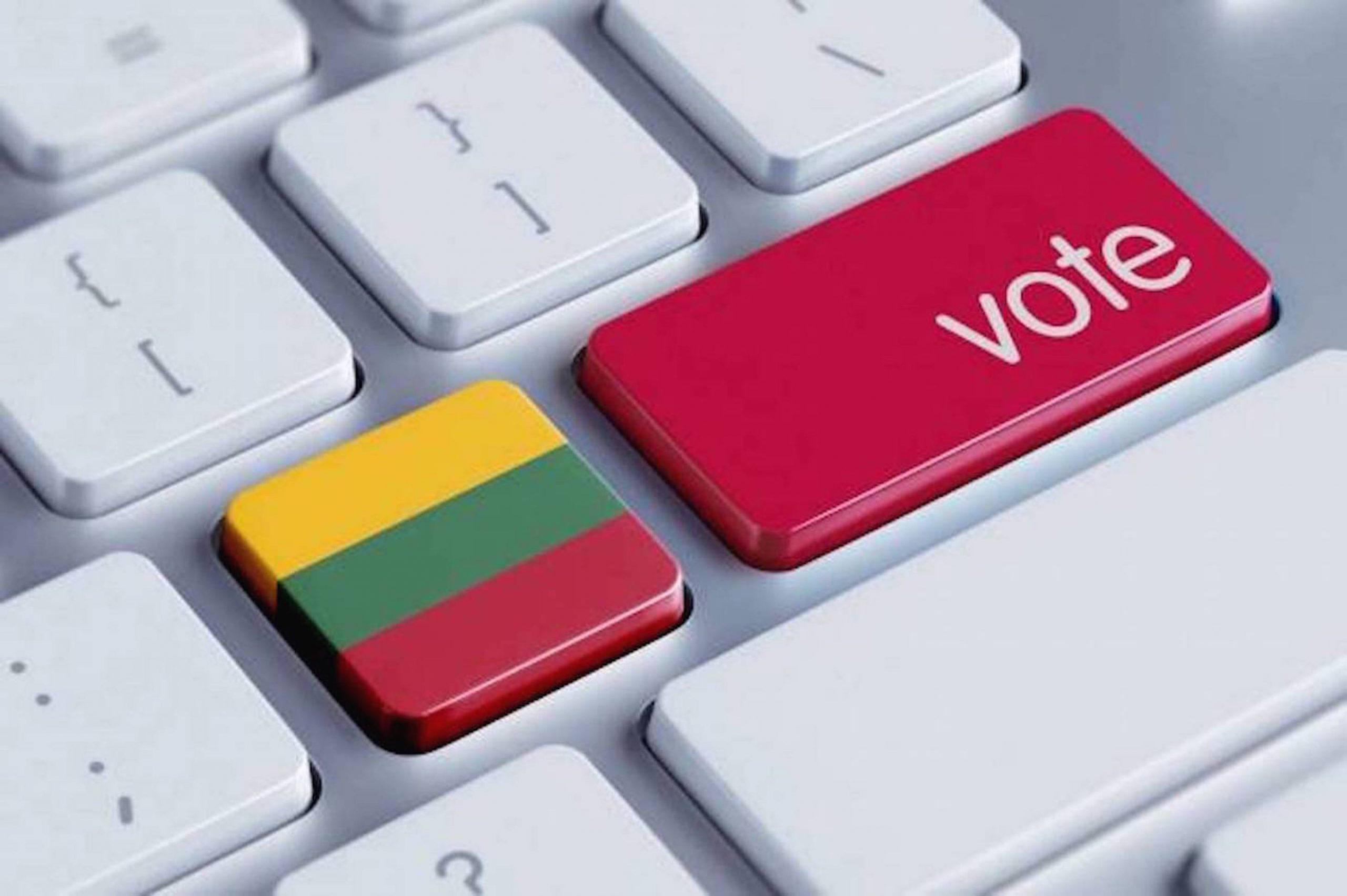 Lituania voto online